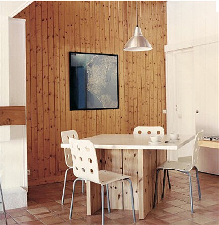 How Decorate Wood Paneling Knotty Pine Room